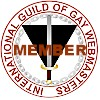 Proud member of the International Guild of Gay Webmasters